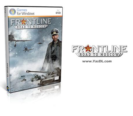 دانلود بازی Frontline Road to Moscow برای PC