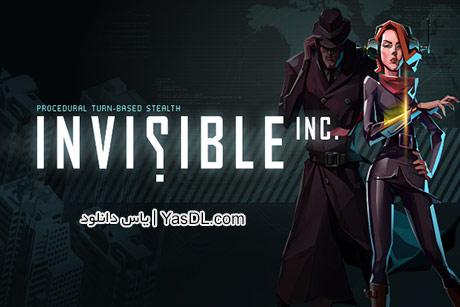 دانلود بازی Invisible Inc Early Access برای PC