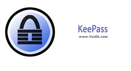 دانلود KeePass 2.27 - نرم افزار مدیریت رمزهای عبور