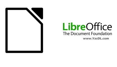 دانلود LibreOffice 5.0.1 - مجموعه آفیس رایگان