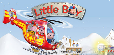 دانلود بازی کم حجم Little Boy Rogers Helicopter برای کامپیوتر