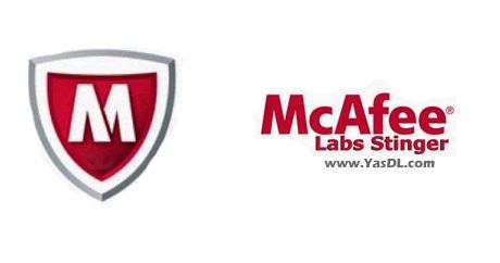 دانلود McAfee Labs Stinger 12.1.0.1060 x86/x64   شناسایی و از بین بردن نرم افزارهای مخرب