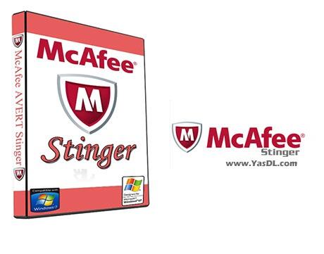 دانلود McAfee Stinger 12.1.0.2017 - پاکسازی آسان ویروس ها