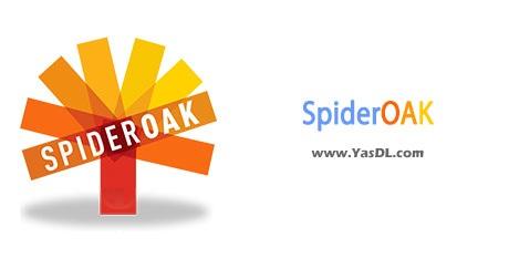 دانلود SpiderOak 5.1.8 x86/x64 - پشتیبان گیری و اشتراک گذاری فایل ها