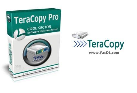 دانلود TeraCopy 2.3 - نرم افزار کپی سریع اطلاعات