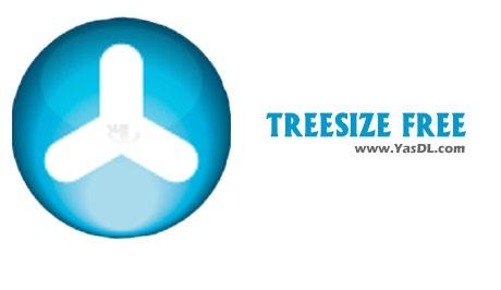 دانلود TreeSize Free 3.0.1 - نرم افزار مدیریت هارد دیسک