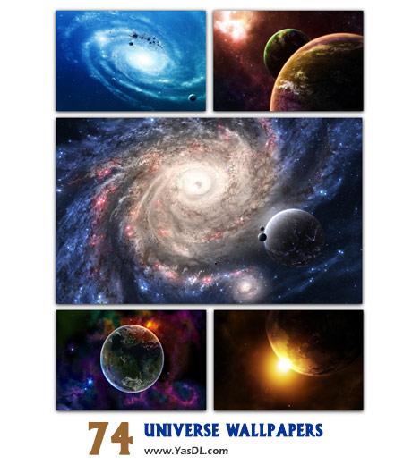 دانلود مجموعه 74 والپیپر کیهان Universe Wallpapers