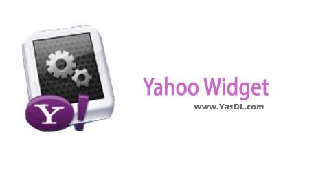 دانلود Yahoo Widget Engine 4.5.2 - ویجت های یاهو برای ویندوز