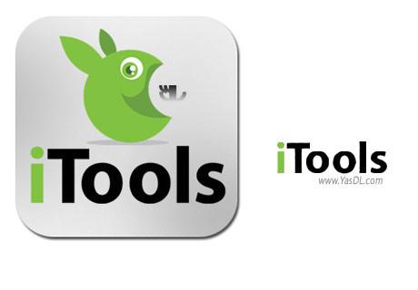 ITools 4.3.6.7 2018 + Mac - IPhone And IPad Management Software