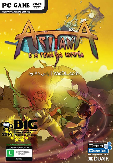 دانلود بازی Aritana and the Harpys Feather برای PC