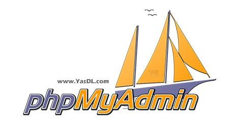 دانلود phpMyAdmin 4.3.3 - برنامه مدیریت بانک اطلاعاتی MySQL
