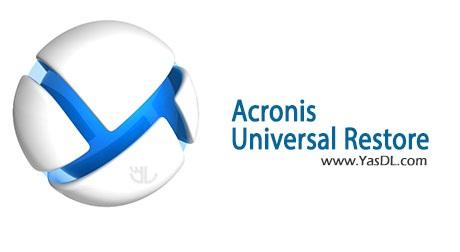 دانلود Acronis Universal Restore 2015 11.5 Build 38938 نرم افزار پشتیبان گیری