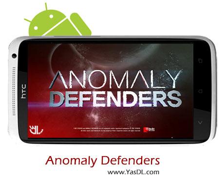 دانلود بازی Anomaly Defenders v1.0 برای اندروید
