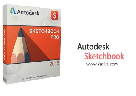 دانلود نرم افزار طراحی لوگو حرفه ای | یاسدانلود Autodesk SketchBook Pro 2015. نرم افزار طراحی پیشرفته