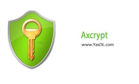 دانلود AxCrypt 1.7.3156 رمزگذاری ایمن فایل ها