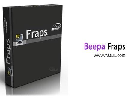 دانلود Beepa Fraps 3.5.99 - نرم افزار گرفتن عکس و فیلم از بازی