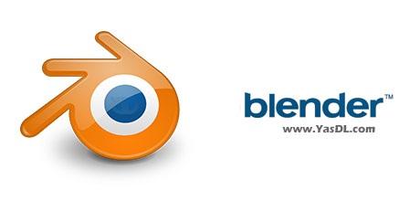 دانلود Blender 2.75 Final + Portable x86/x64 - برنامه طراحی انیمیشن های سه بعدی