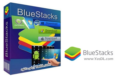 دانلود BlueStacks 0.9.6.4092 + Rooted   نرم افزار اجرای بازی و برنامه های اندروید در کامپیوتر