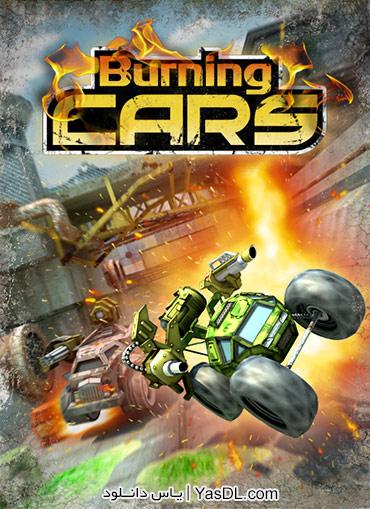 دانلود بازی کم حجم Burning Cars برای کامپیوتر