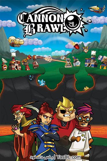 دانلود بازی CANNON BRAWL برای کامپیوتر