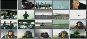 Chevrolet Corvette ZR1 Races A Navy Fighter Jet