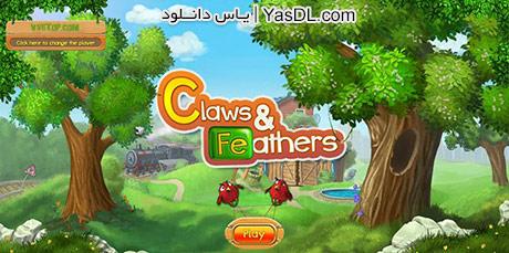 دانلود بازی کم حجم Claws & Feathers برای PC