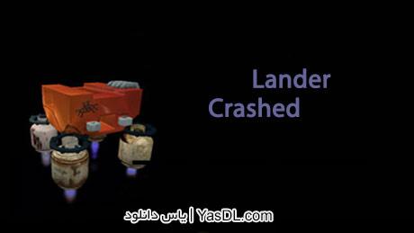 دانلود بازی Crashed Lander برای PC