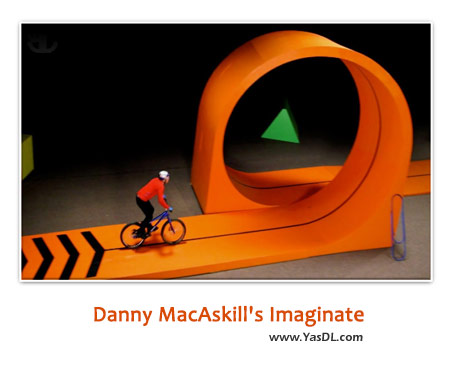 دانلود کلیپ حرکات نمایشی با دوچرخه Danny MacAskill's Imaginate