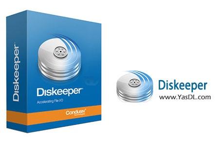 دانلود Diskeeper 12 Professional 16.0.1017.0 یکپارچه سازی هارد