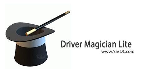 دانلود Driver Magician Lite 4.29 پشتیبان گیری از درایور