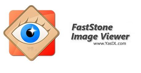 دانلود FastStone Image Viewer 5.1 مدیریت تصاویر