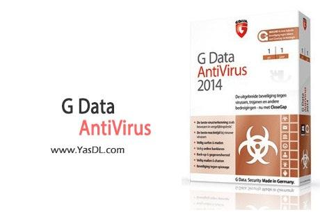 دانلود G Data AntiVirus 2014 Build 24.0.2.1 آنتی ویروس جی دیتا