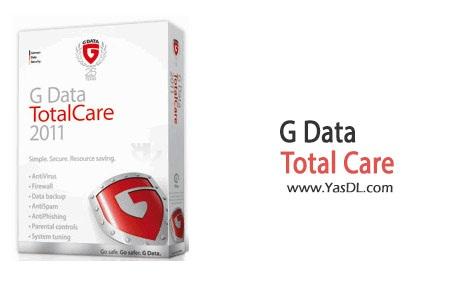 دانلود G DATA TotalCare 2011 21.1.1.0 آنتی ویروس قدرتمند