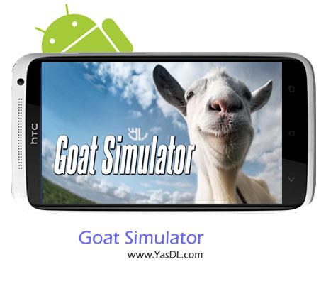 دانلود بازی Goat Simulator v1.0 برای اندروید