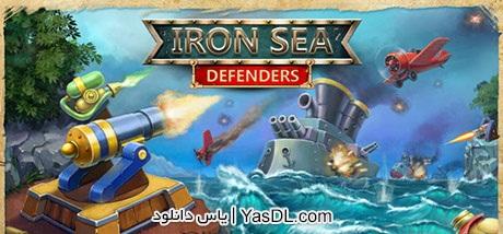 دانلود بازی کم حجم Iron Sea 2: Frontier Defenders برای کامپیوتر