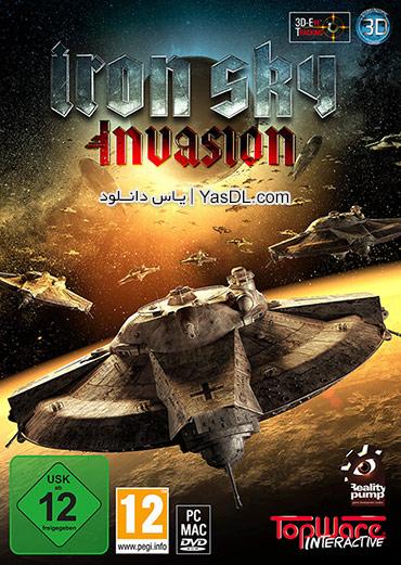 دانلود بازی Iron Sky Invasion Complete برای PC