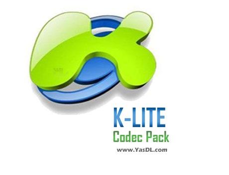 دانلود K Lite Mega Codec Pack 10.6.5 Update 10.6.8 نرم افزار کدک صوتی و تصویری
