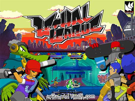دانلود بازی Lethal League برای PC