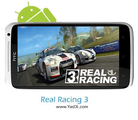 دانلود بازی Real Racing 3 v3.1.0 برای اندروید
