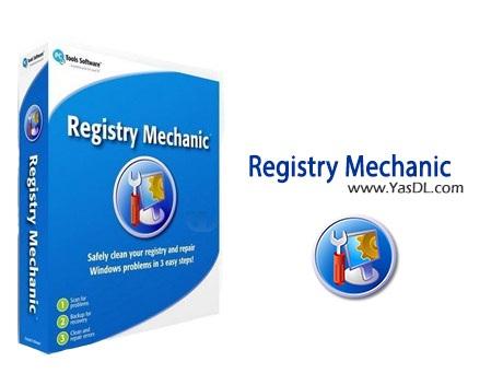 دانلود Registry Mechanic 11.1.0.214 - نرم افزار بهینه سازی رجیستری