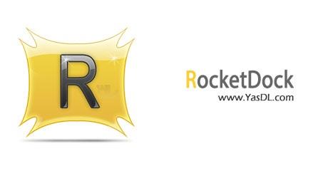 دانلود RocketDock 1.3.5 - زیباسازی و مدیریت دسکتاپ ویندوز