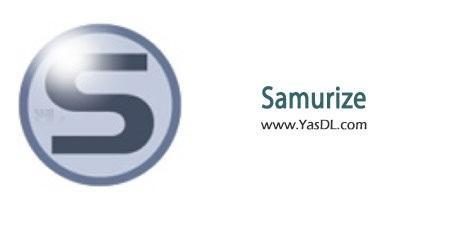 دانلود Samurize 1.64.3 ویجت های زیبا برای دسکتاپ
