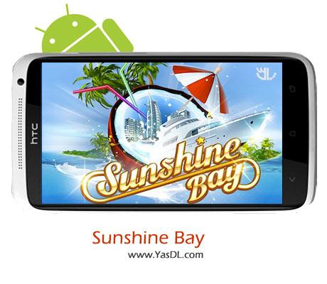 دانلود بازی Sunshine Bay v1.28 برای اندروید + نسخه پول بی نهایت