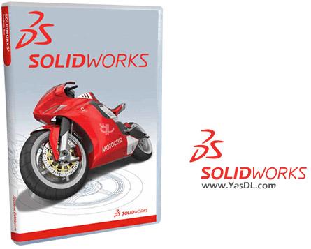 دانلود Solidworks 2017 SP1 Full Premium x64 - طراحی قطعات صنعتی