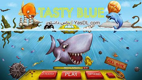 دانلود بازی کم حجم Tasty Blue برای PC