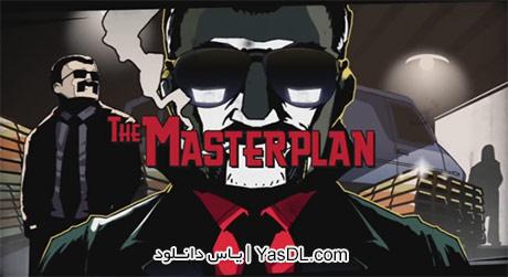 دانلود بازی کم حجم The Masterplan Early Access برای کامپیوتر