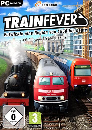 دانلود بازی Train Fever برای PC