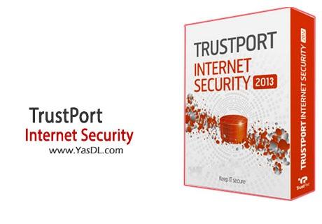 دانلود TrustPort Internet Security 2013 13.0.2.5069 Final اینترنت سیکوریتی تراست پورت