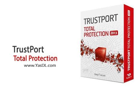 دانلود TrustPort Total Protection 2013 Build 14.1.0.5248 تامین امنیت کامل سیستم