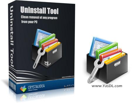 دانلود Uninstall Tool 3.5.0 Build 5506 x86/x64 + Portable - حذف نرم افزارهای سیستم